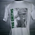 THE SMITHS meat is murder T SHIRT  WHITE L
