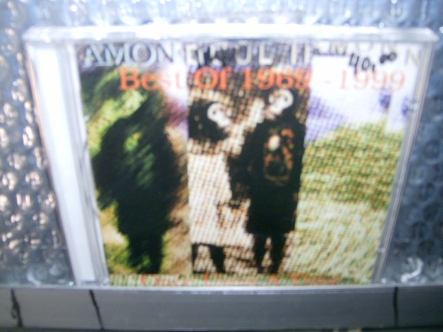 AMON DUUL II once upon a time CD ROCK