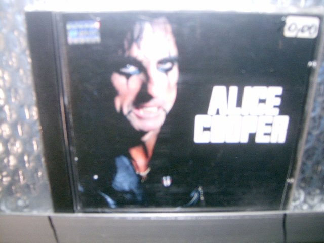 ALICE COOPER alice cooper CD ROCK