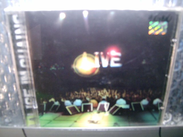 ALICE IN CHAINS live CD 2000 GRUNGE