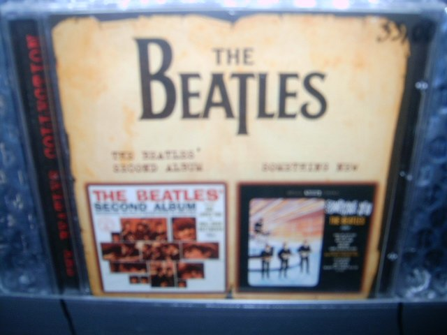 BEATLES second album something new CD 1964 1964 ROCK