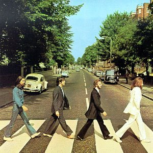 BEATLES abbey road CD FORMATO MINI VINIL 1969 ROCK
