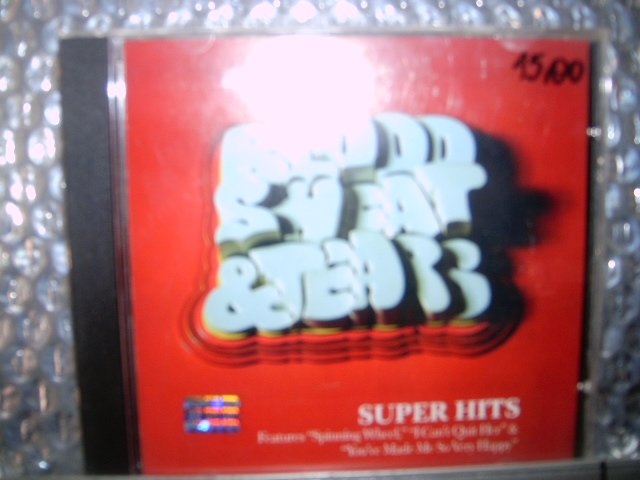 BLOOD SWEAT & TEARS super hits CD 1998
