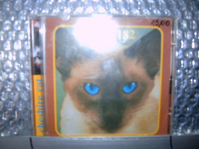 BLINK 182 cheshire cat CD 1994 ROCK