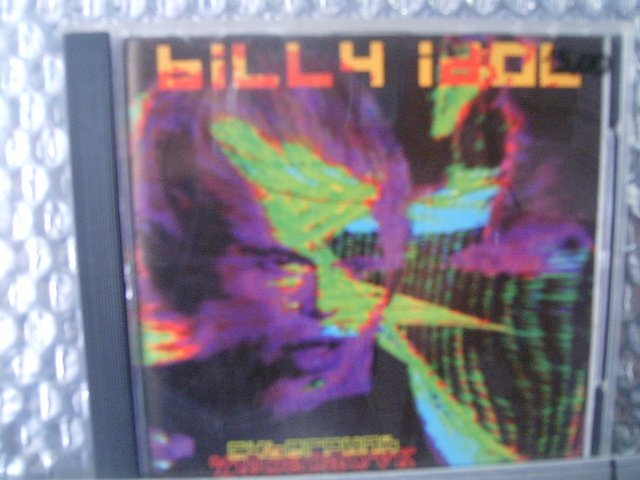 BILLY IDOL cyberpunk CD 1993 ROCK