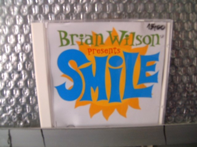 BRIAN WILSON smile CD 2004 ROCK