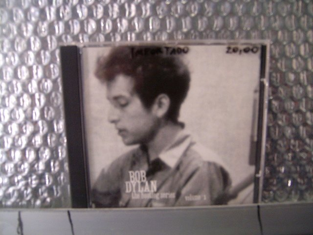 BOB DYLAN the bootleg series volume I CD 1991 ROCK