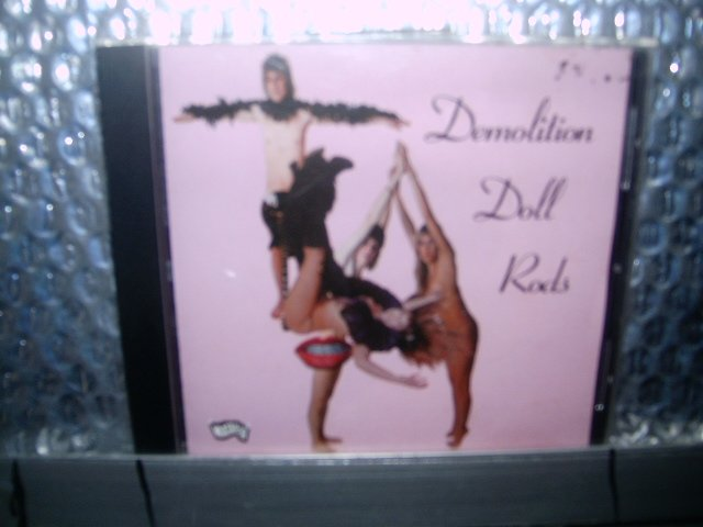 DEMOLITION DOLL RODS demolition doll rods CD 1999 ROCK