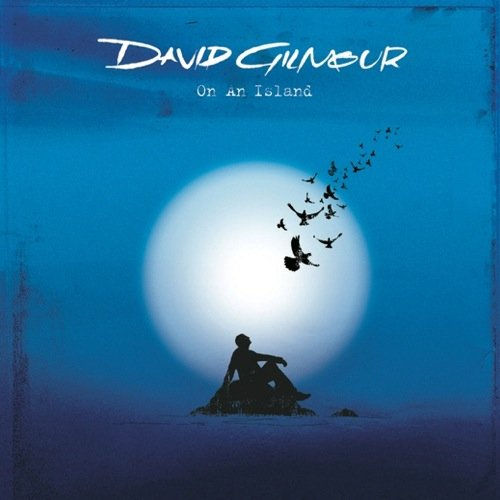 DAVID GILMOUR on an island CD 2006 ROCK