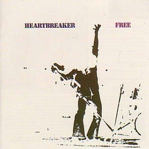 FREE heartbreaker CD FORMATO MINI VINIL 1972 ROCK