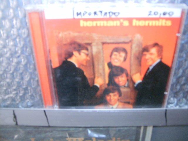 HERMAN'S HERMITS herman's hermits CD 1965 ROCK