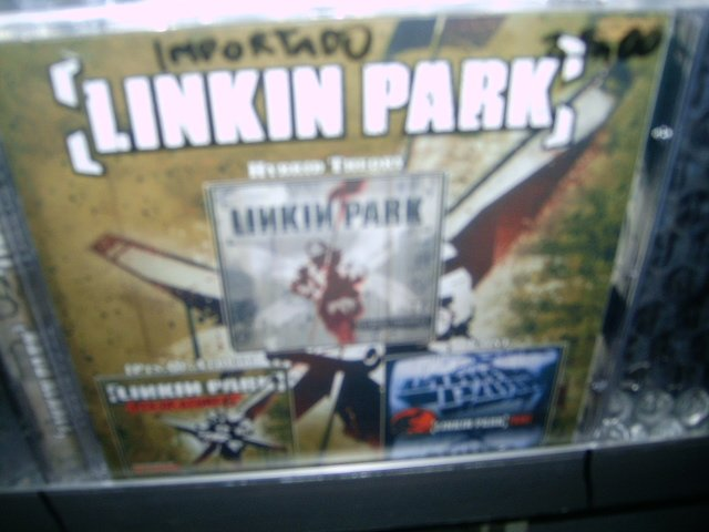 LINKIN PARK hybrid theory pts. of athrty ep faint ep CD 2000 2002 2003 POP NEW METAL