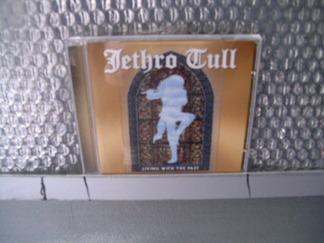 JETHRO TULL living with the past CD 2002 ROCK