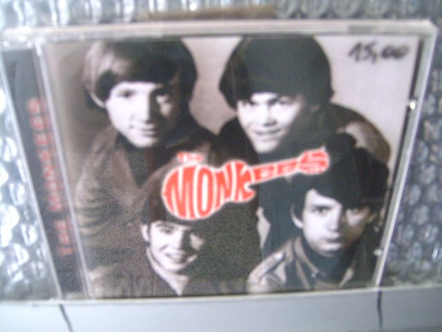 THE MONKEES the monkees CD 196? ROCK