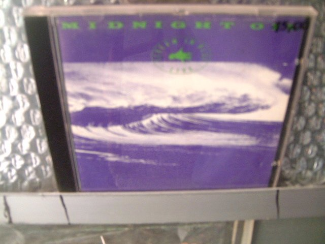 MIDNIGHT OIL scream in blue  CD 1992 SURF MUSIC