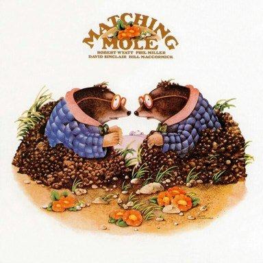 MATCHING MOLE matching mole CD 1972 PROGRESSIVE ROCK