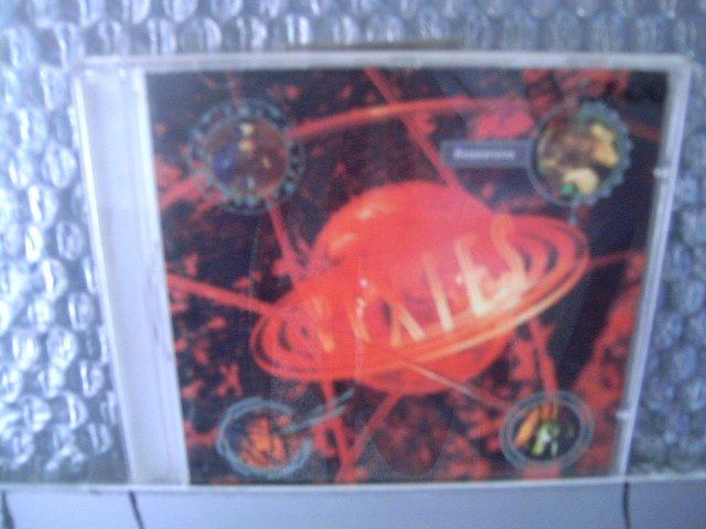 PIXIES bossanova CD 1990 ALTERNATIVE ROCK