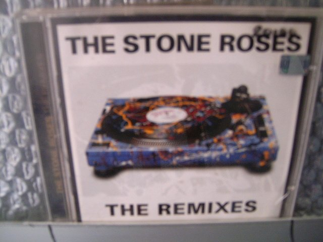THE STONE ROSES the remixes CD 2002 ALTERNATIVE ROCK