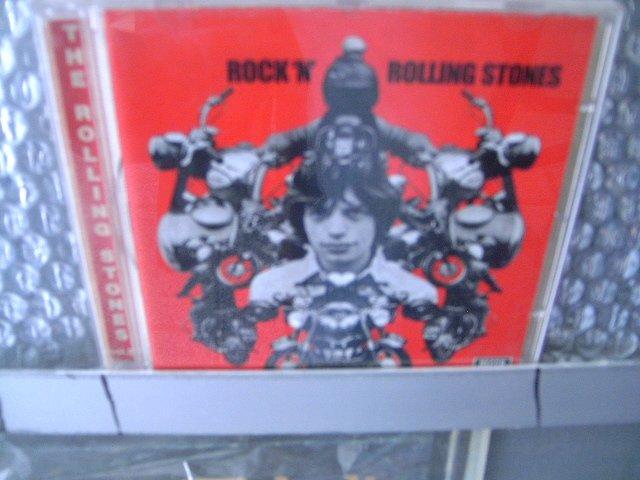 THE ROLLING STONES rock 'n' rolling stones + 9 bonus CD 1972 ROCK