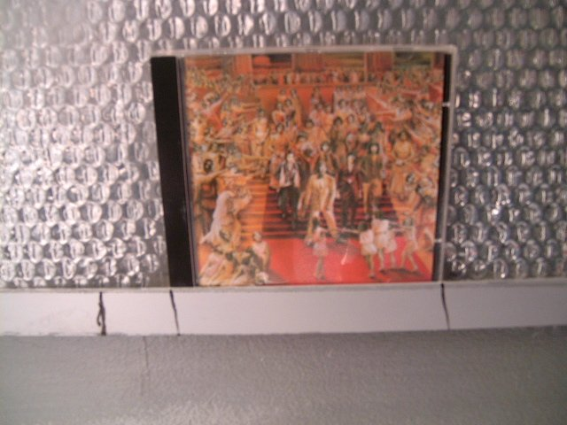 THE ROLLING STONES it's only rock 'n' roll CD 1974 ROCK