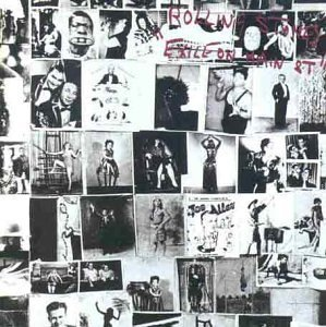 THE ROLLING STONES exile on main st. 3 bonus CD 1972 ROCK