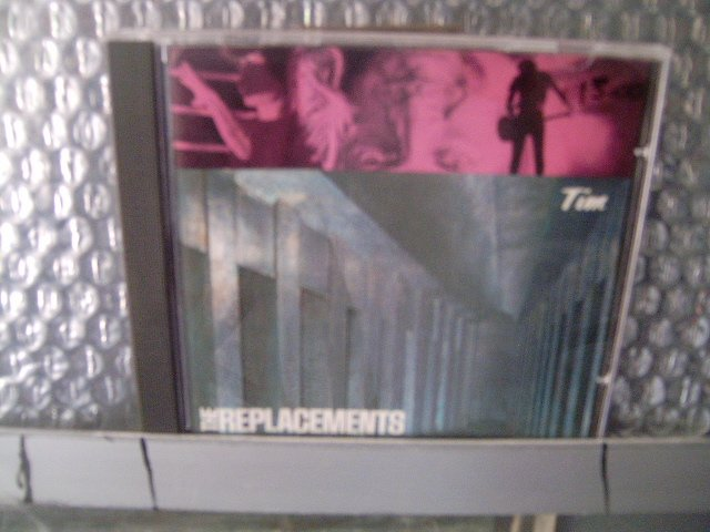 THE REPLACEMENTS tim CD 1985 POS-PUNK