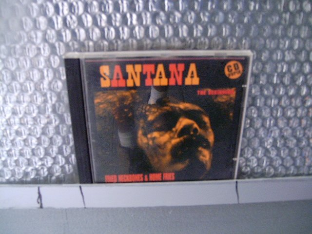 SANTANA fried neckbones & home fries 2CD 1999 ROCK