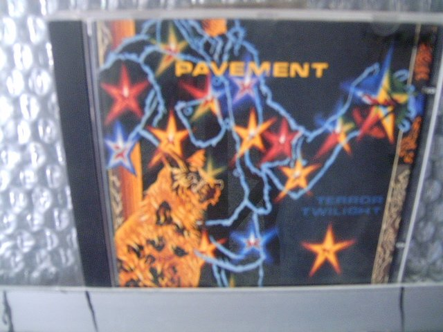PAVEMENT terror twilight CD 199? ALTERNATIVE ROCK