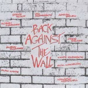 BACK AGAINST THE WALL back against the wall pink floyd tribute 2CD 2005 PROGRESSIVE ROCK