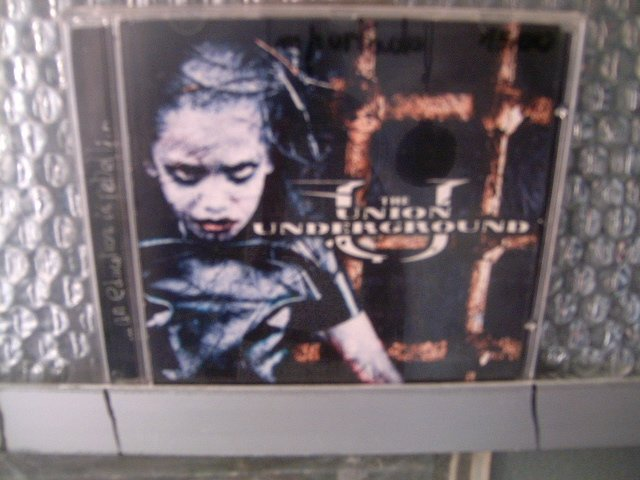 THE UNION UNDERGROUND the union underground CD 2000 ALTERNATIVE ROCK