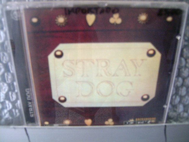 STRAY DOG stray dog CD 1973 HARD ROCK