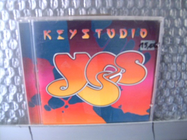 YES keystudio CD 2001 PROGRESSIVE ROCK