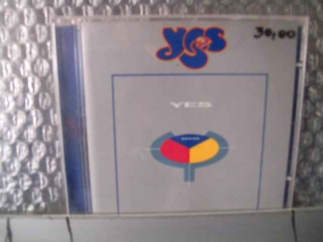 YES 90125 CD 1983 PROGRESSIVE ROCK