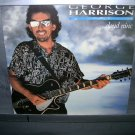 GEORGE HARRISON cloud nine LP 1988 ROCK**