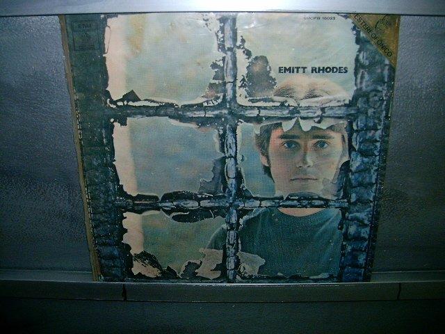 EMITT RHODES emitt rhodes LP 1971 ROCK**