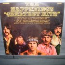 THE HAPPENINGS greatest hits LP 196? ROCK*