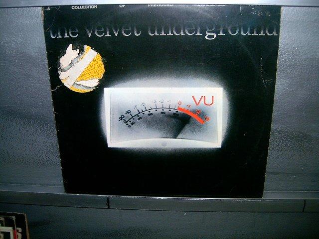THE VELTET UNDERGROUND v.u. LP 1985 ROCK EXCELENTE MUITO RARO VINIL