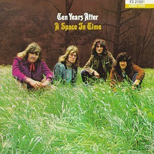 TEN YEARS AFTER a space in time CD FORMATO MINI VINIL 2004 ROCK