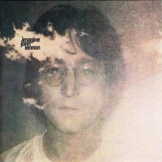 JOHN LENNON imagine MINI VINYL CD 1971 POP ROCK