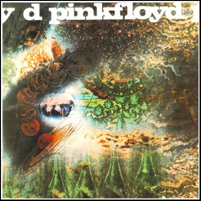 PINK FLOYD a saucerful of secrets CD FORMATO MINI VINIL 1968 PROGRESSIVE ROCK