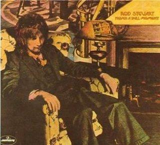 ROD STEWART rod stewart CD FORMATO MINI VINIL 1972 ROCK