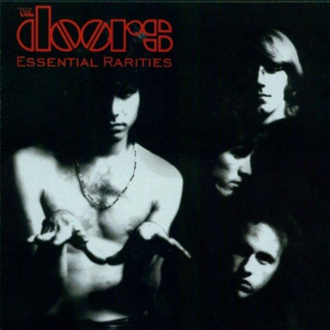 THE DOORS essential rarities CD FORMATO MINI VINIL 1999 ROCK