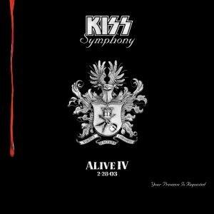 KISS symphony alive 4  2CD + DVD 2005 HARD ROCK