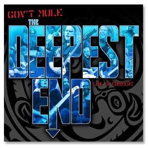 GOV'T MULE the deepest end live in concert 2CD + DVD 2005 ROCK