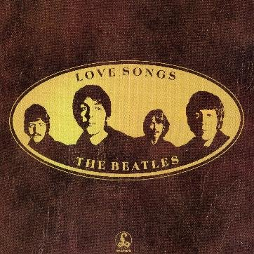THE BEATLES love songs 2CD FORMATO MINI VINIL 1977 ROCK