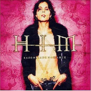 HIM razorblade romance CD 1999 POP GOTHIC METAL