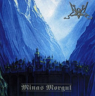 SUMMONING minas morgul CD 1995 BLACK METAL