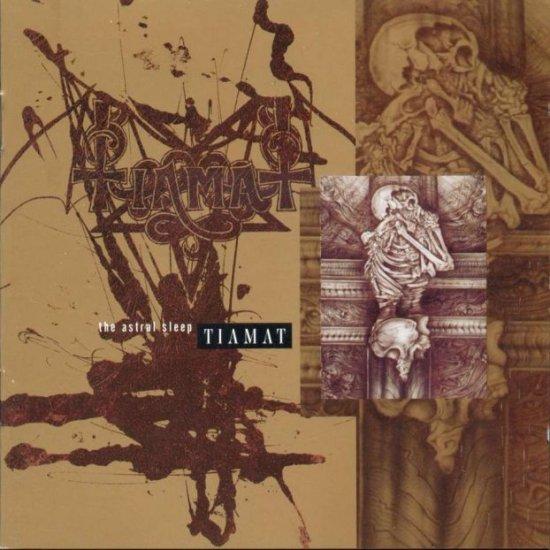 TIAMAT the astral sleep CD 1991 DEATH DOOM METAL