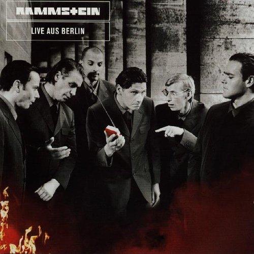 RAMMSTEIN live aus berlin 1999 INDUSTRIAL METAL