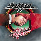 DOKKEN hell to pay CD 2004 HARD ROCK